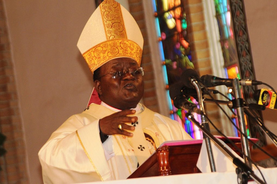 Archbishop Lwanga urges security forces to stop torturing innocent civilians