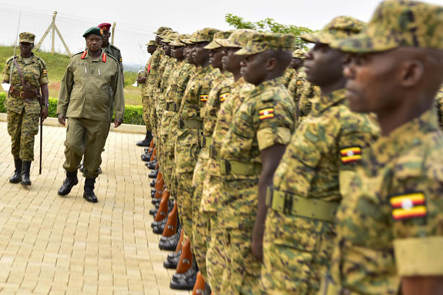 Museveni, army clash again on number of UPDF officers killed