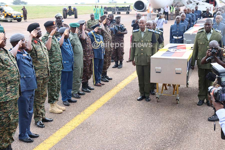 MPs Demand report on latest UPDF deaths in Somalia - Nile Post