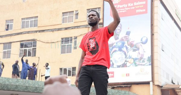 Bobi Wine pushes Museveni to create Ministry in charge of the Ghetto