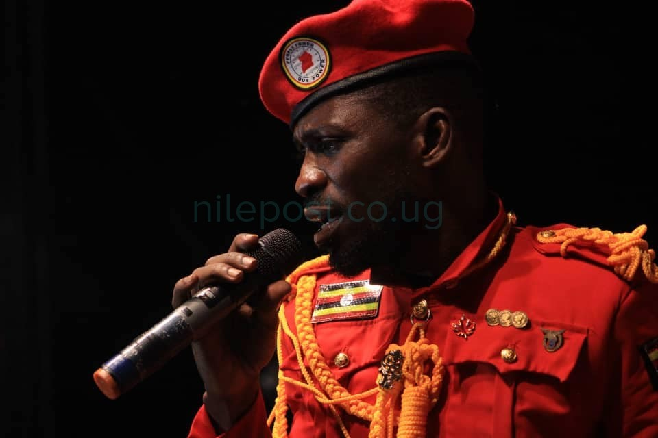Bobi Wine tells artists to stand up and fight for their rights ...