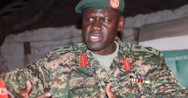 Maj.Gen.Lokech replaced after five months as UPDF Air Force Chief of Staff