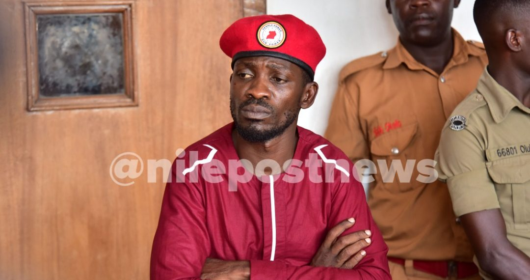 Bobi Wine: How MP who went to record statement at CID ended