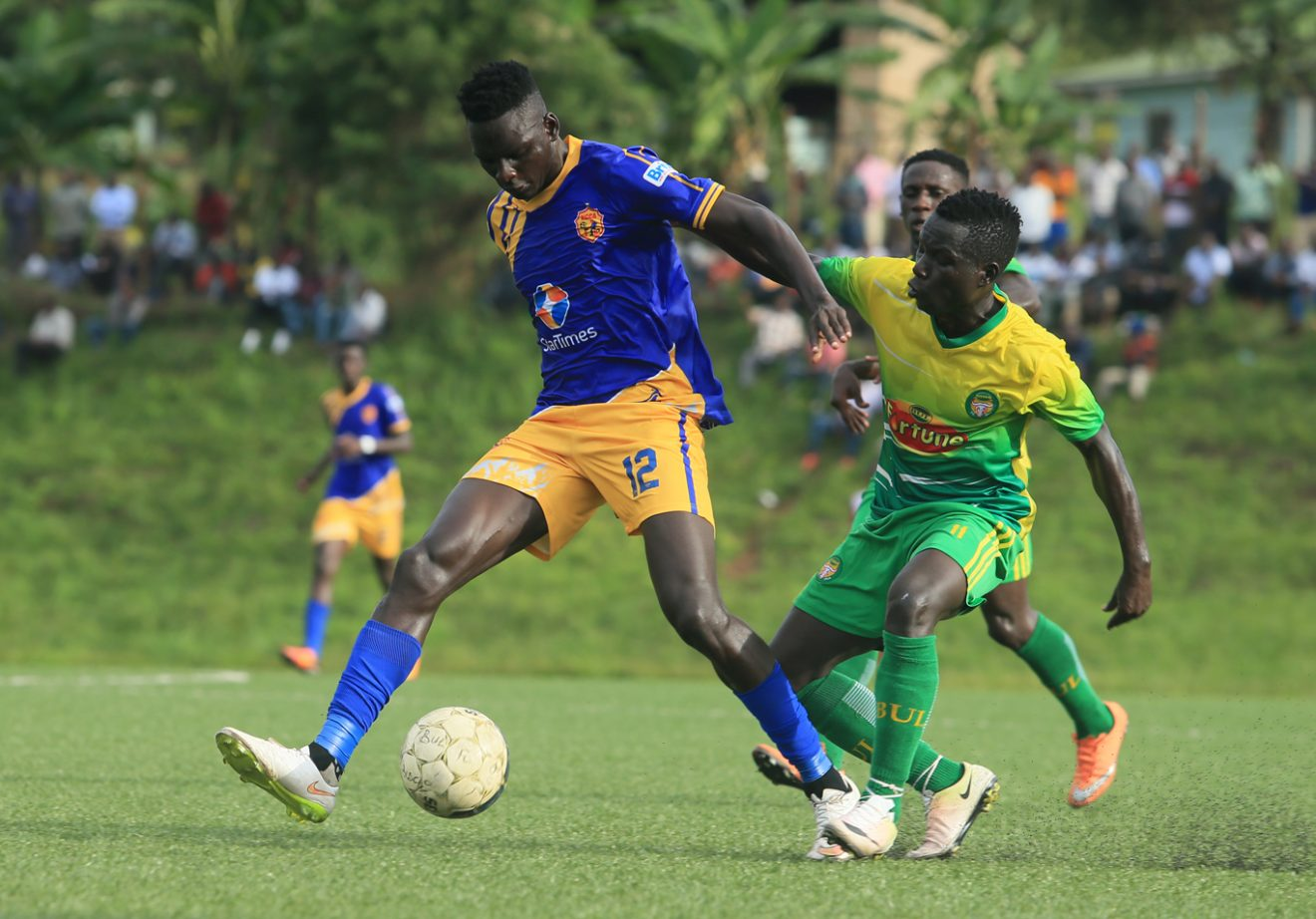 UPL: Defending champions KCCA FC lose to BUL FC to continue in nose ...