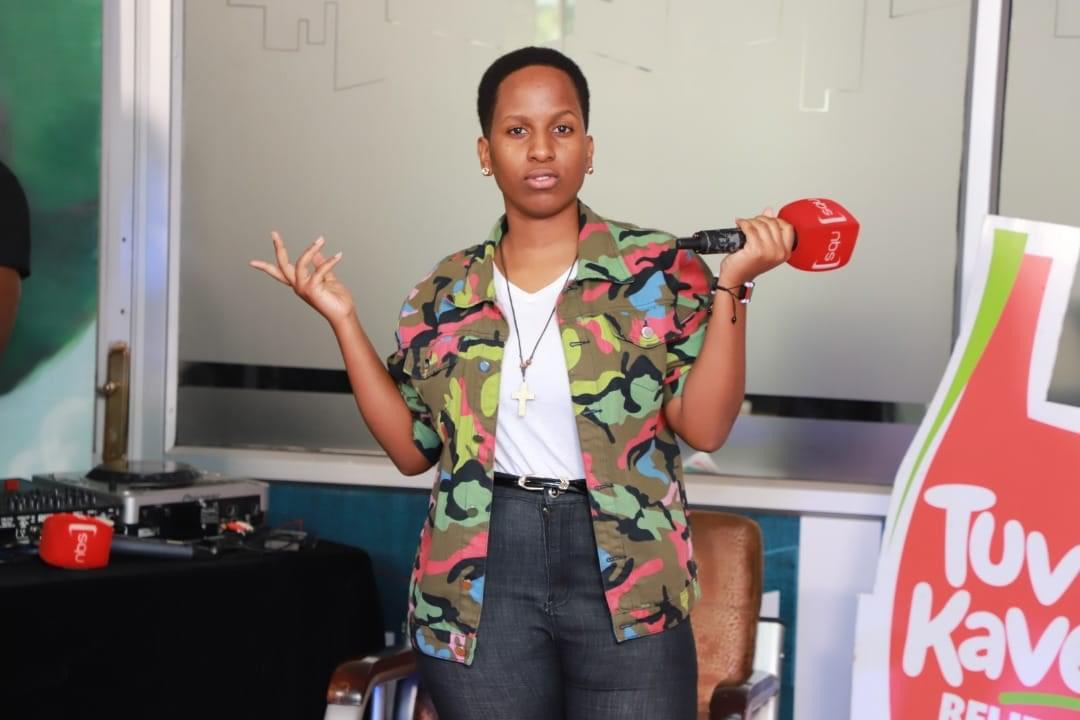NBS Youth Voice Marion Katusime