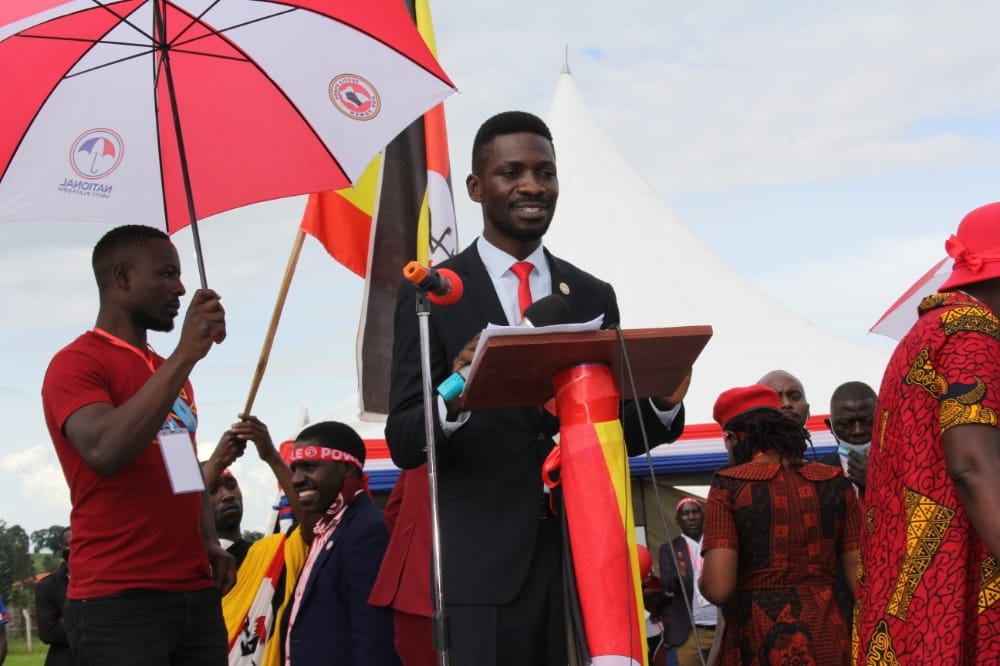 Bobi Wine Arua campaign moved to Tuesday, dedicated to Yasin Kawuma